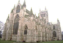 Selby Abbey